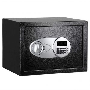 Caja fuerte para joyas con cerradura electrónica