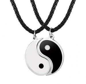 Colgante hombre Yin Yang