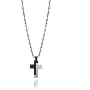 Colgante Viceroy cruz para hombre