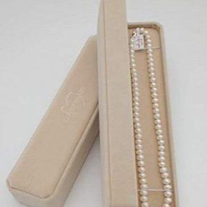 Collar de perlas Elainz Heart