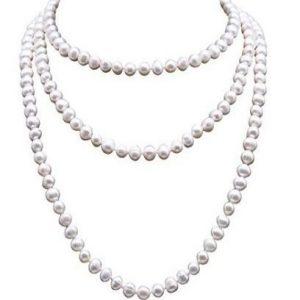 Collar de perlas JYX