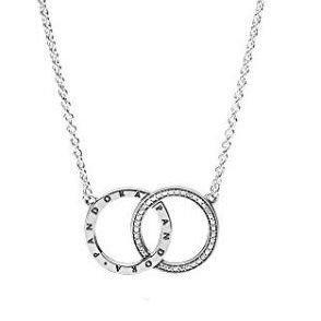 Collar Pandora de círculos