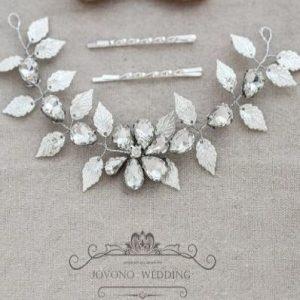 Diadema para boda Jovono