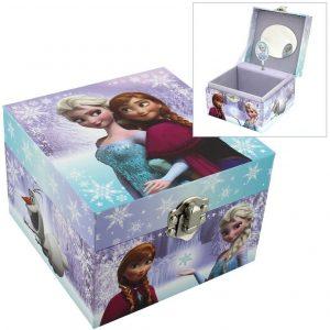 Joyero musical Frozen