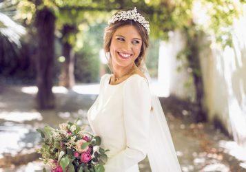 Diademas para bodas