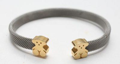 pulseras de plata Tous