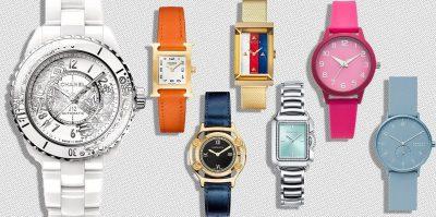 Relojes modernos de mujer