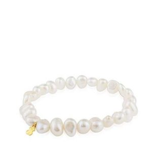 Pulsera Tous perlas artesanales