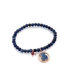 Pulsera Tous perlas azules