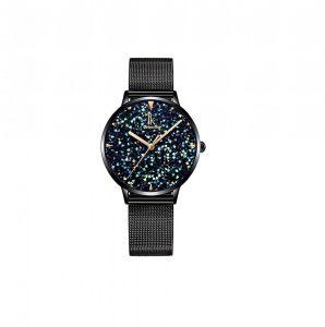 Reloj moderno de mujer femenino