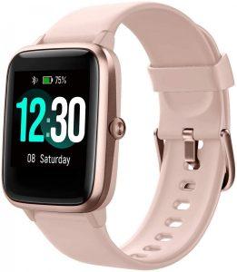 Reloj moderno de mujer smartwatch